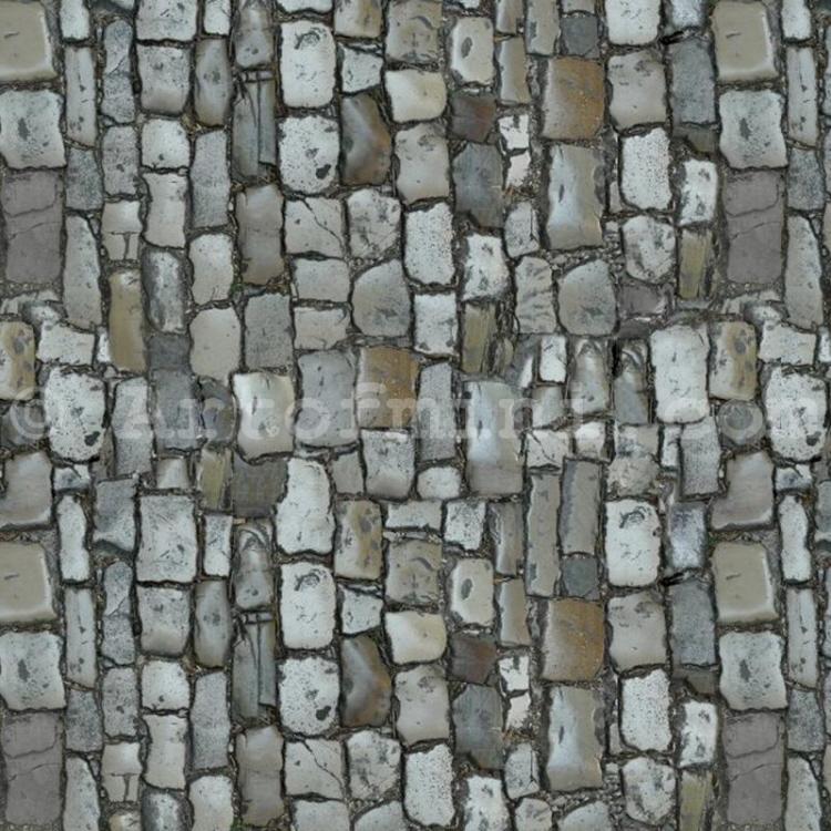 Rote Tapete Mit Ornamenten : Tapete mit Steineffect