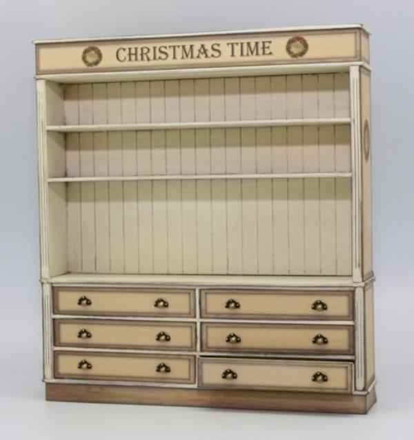 L_km22 1 Artofmini Kerst Mis Weihnachten Christmas Cabinet