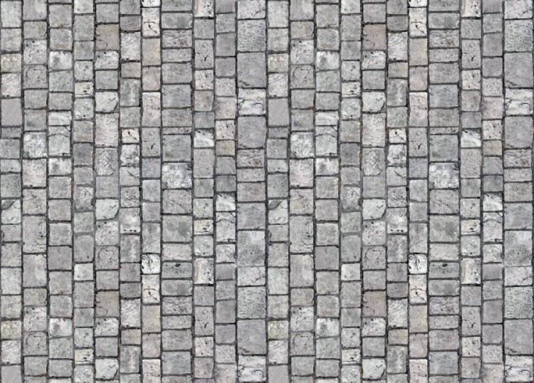 Grey Granite Cobblestones